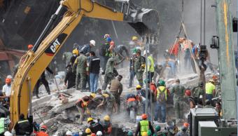 Se multiplica la ayuda a los afectados por el terremoto