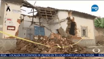 Registra Réplica Sismo Chiapas Autoridades