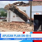 Sedena aplican Plan DN III E en Chiapas