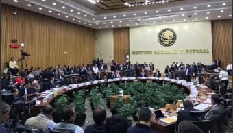 instituto nacional electoral confirma tres debates presidenciales