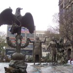 Museo de Antropología de Xalapa, Escudo Nacional, Águila, Serpiente, Aztecas, Mexicas