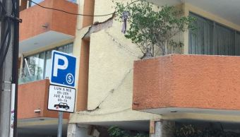 Sismo de 7.1 grados afecta a la Ciudad de México (Noticieros Televisa)