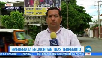 Sismo Jueves Provoca Daños Estructurales Hotel Juchitán