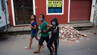 Reactiva comercio Juchitán Oaxaca sismo 7 septiembre