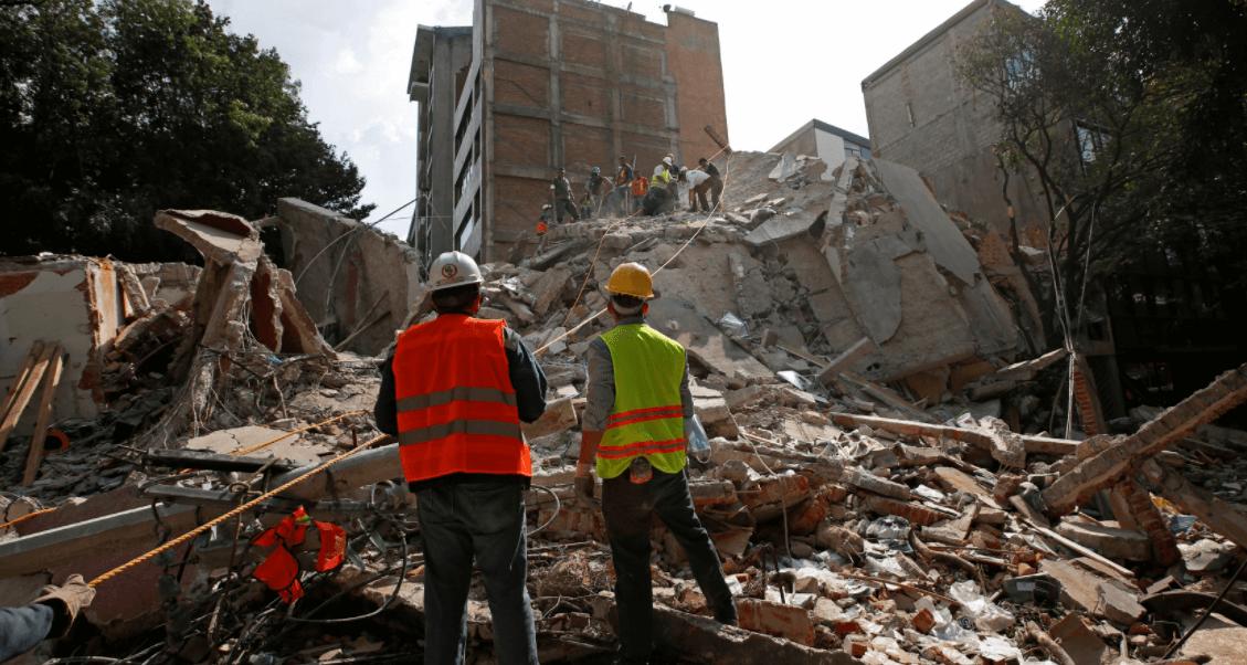 Resultado de imagen para terremoto Peña, Nuño, Televisa