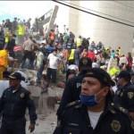 Confirman asaltos en diversos puntos de la CDMX tras sismo