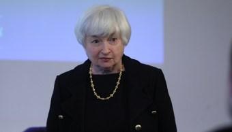Steven Mnuchin dijo que Janet Yellen podría seguir en la Fed
