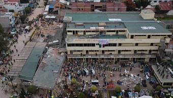 Suman 224 escuelas afectadas en CDMX