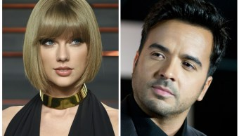 Taylor Swift destrona a Luis Fonsi