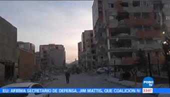 Terremoto Frontera Irak Irán Sacudió Lunes Noche