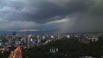Alertan por posible tormenta en todas las delegaciones de la CDMX
