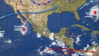 Baja California Sur cancela suspensión de clases por 'Norma'