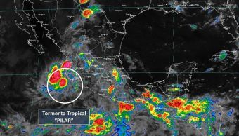 se forma tormenta tropical pilar jalisco