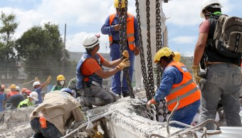 Suman 305 personas fallecidas tras sismo del pasado 19-S