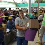 Tras sismo, llega ayuda humanitaria a 34 municipios en Chiapas