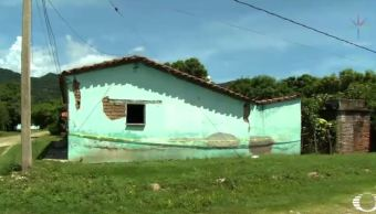 Tras sismo, se agudiza la pobreza en Nuevo Progreso, Chiapas