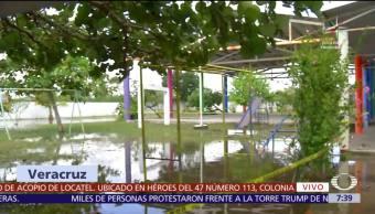 Veracruz, evalúa, daños, huracán Katia