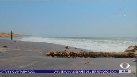 Vigilan Los Cabos Desplazamiento Tormenta Norma