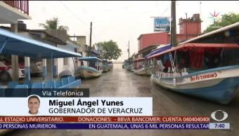 Yunes, confirma, muertos, Xalapa