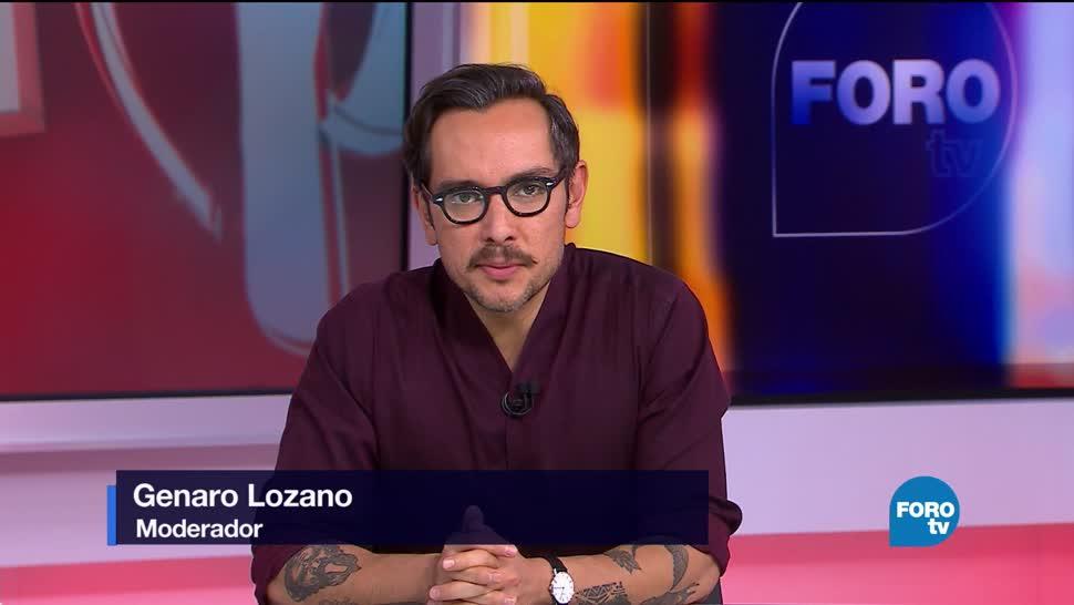 Sin Filtro con Genaro Lozano: Programa del 1 de octubre del 2017