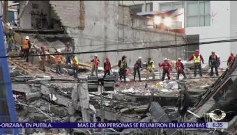Suman 361 muertos por el sismo del 19 de septiembre en México; dos heridos murieron en el Estado de México
