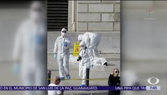 Francia investiga ataque en estación de trenes de Marsella