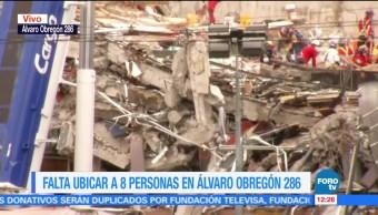 Elementos de la Policía Federal apoyan rescate en Álvaro Obregón 286