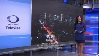 Las noticias, con Danielle Dithurbide: Programa del 3 de octubre del 2017