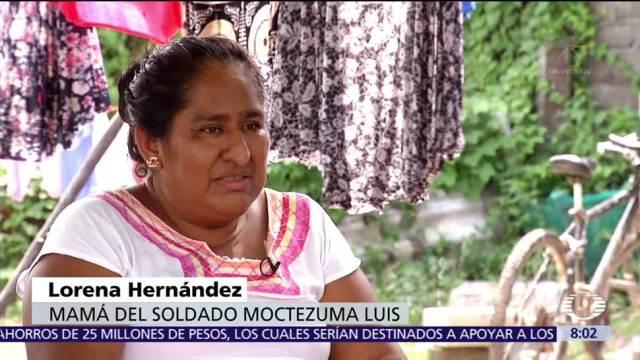 ¿Quién es el soldado que llora entre escombros en Morelos?