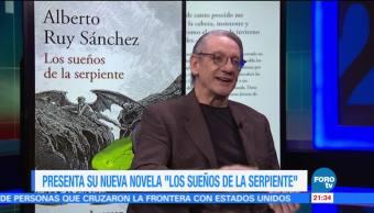 'Los sueños de la serpiente', de Alberto Ruy Sánchez