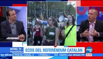 Referéndum del Kurdistán iraquí Cataluña España
