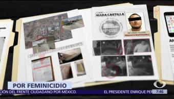 Vinculan a proceso por feminicidio al asesino de Mara Fernanda Castilla