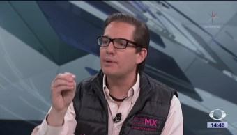 Salomón Chertorivski habla de la reactivación económica de la CDMX