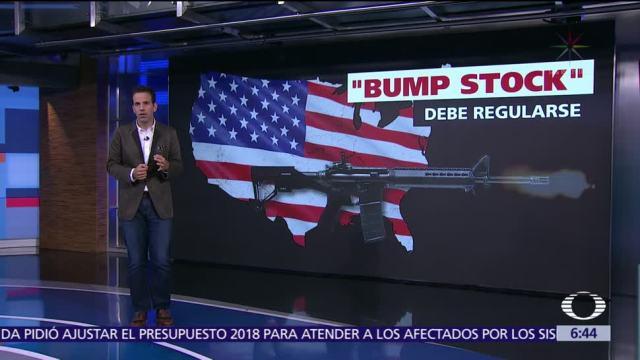 Stephen Paddock modificó 12 rifles para cometer masacre en Las Vegas