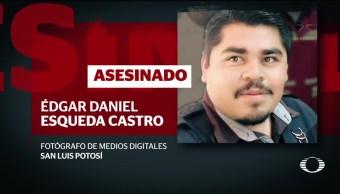Encuentran cuerpo del fotógrafo Édgar Daniel Esqueda Castro