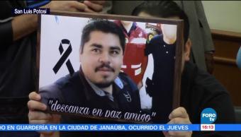 Localizan cuerpo de reportero Daniel Castro en San Luis Potosí