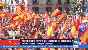 Mario Vargas Llosa apela por la unidad de España