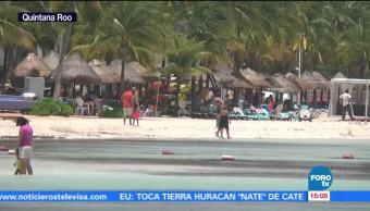 Saldo blanco en Quintana Roo tras el paso de 'Nate'