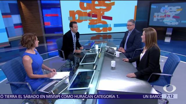 Margarita Zavala habla en Despierta con Loret sobre su salida del PAN
