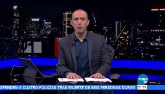 Hora 21 Programa del 9 de octubre de 2017
