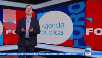 Agenda Pública: Programa del 9 de octubre de 2017