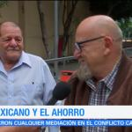Tras la huella de la noticia: ¿El mexicano sabe ahorrar?