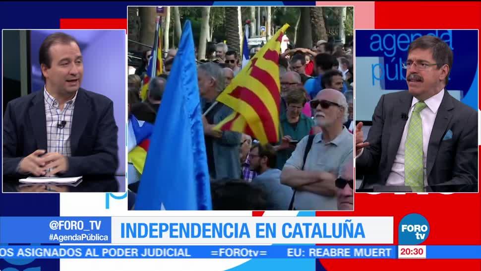 Independencia en Cataluña luego de la declaratoria hecha este martes