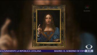 Subastarán cuadro de Da Vinci pintado en el año 1500