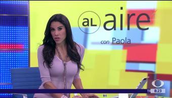 Al aire, con Paola Rojas: Programa del 11 de octubre del 2017