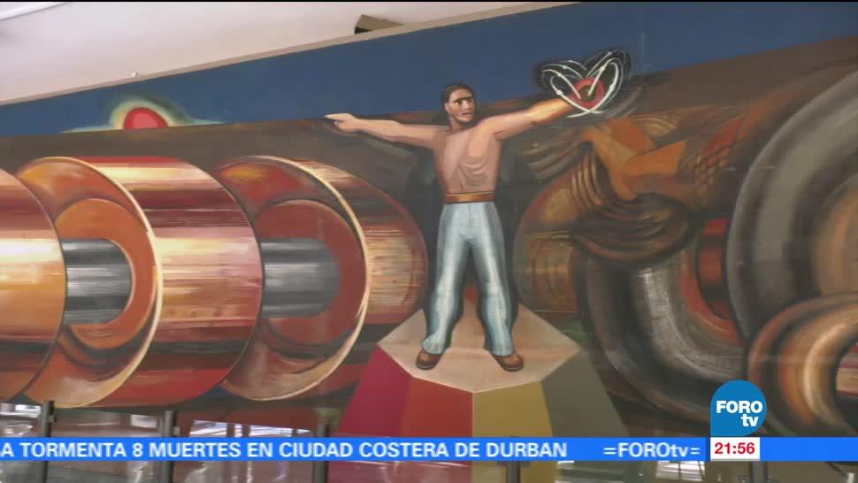 Patrimonio artístico del IPN sin daños tras sismo