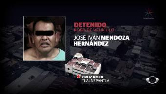 Comando intenta matar a paciente en Cruz Roja de Tlalnepantla