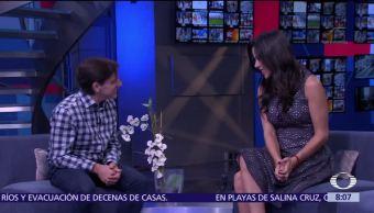 Hijo de Leonorilda Ochoa rinde tributo a pacientes con Alzheimer