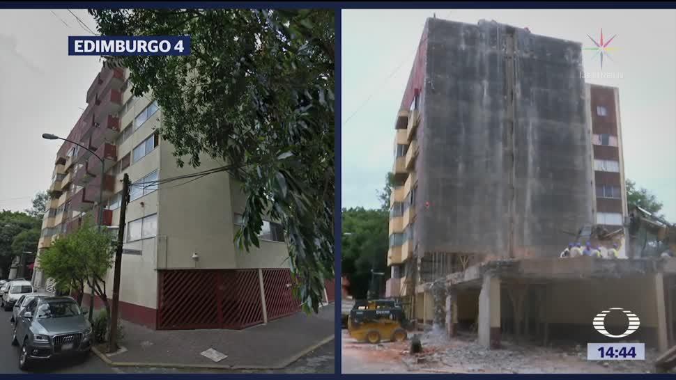 Inicia demolición en la Benito Juárez