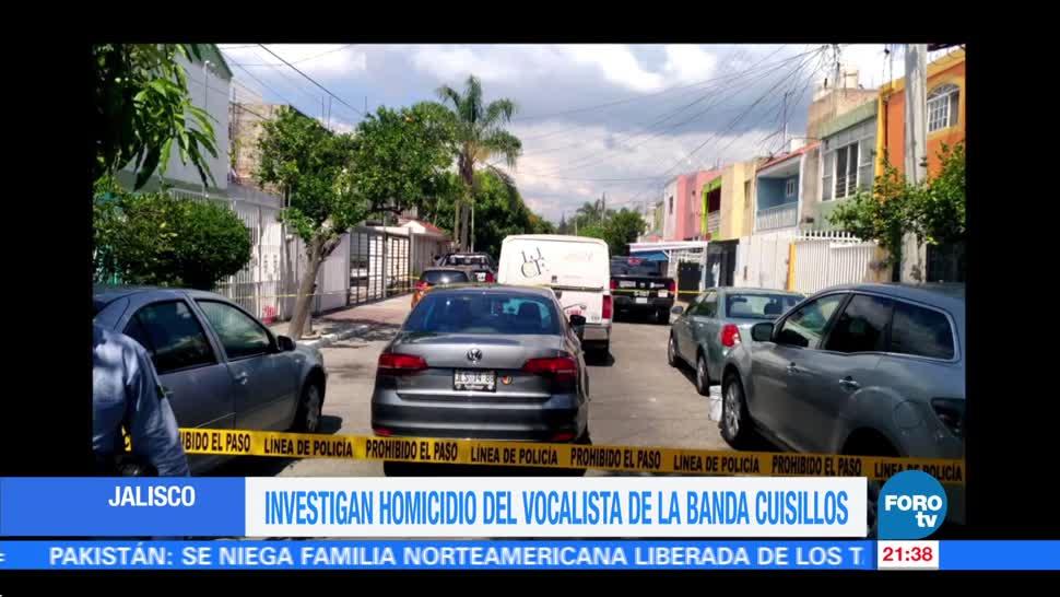 Matan al vocalista de Banda Cuisillos en Guadalajara